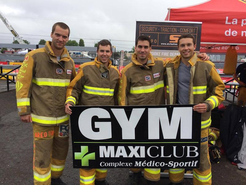 2016-07-09 et 10 Team Sherbrooke MAXICLUB