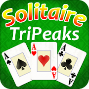 TriPeaks Solitaire ♣ Free Card Game