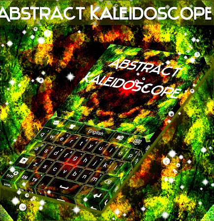 Abstract Kaleidoscope Keyboard 4.172.106.80 screenshot 1095680
