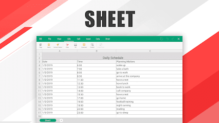 WPS Office - Word, Docs, PDF, Note, Slide & Sheet APK screenshot thumbnail 12