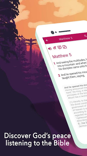 New King James Version Bible 1.0 screenshots 4