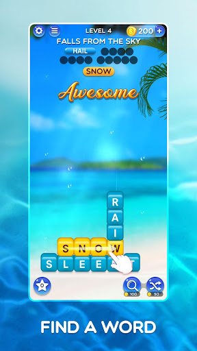 Word Crush apktreat screenshots 1