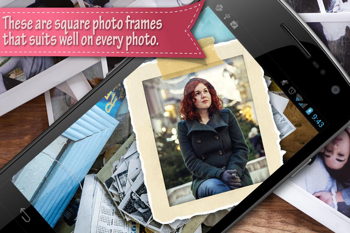 Instant photo frames android apps on google play instant photo frames screenshot jeuxipadfo Choice Image