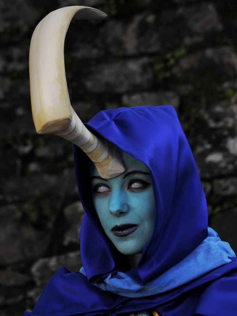 unicorno blu  di Fabrizio Franceschi