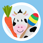 CognitoBaby: Baby & Toddler First Words & Sounds icon
