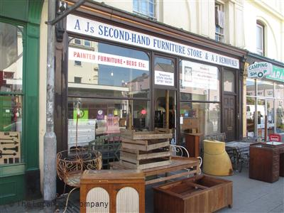 second hand furniture shops A Js Second Hand Furniture Store & A J Removals on Union Street  second hand furniture shops