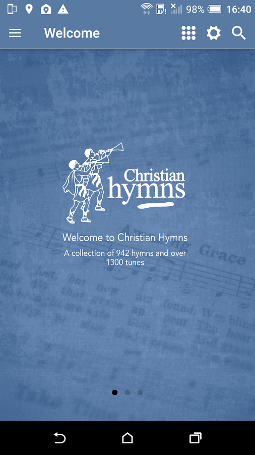 Christian Hymns- screenshot