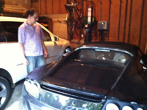 Photo: Brussin's Tesla