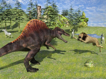 Spinosaurus Revolution Mystery 1.1 screenshot 1652520