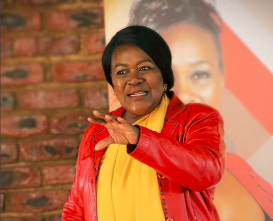 Tweeps can't help but stan gangster gogo Mam' Sonto on 'Gomora' - TimesLIVE