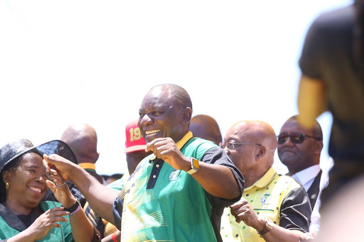 Land issues in urban areas should be addressed through the release of government and municipal-owned land to build homes for people' ANC president Cyril Ramaphosa said on Saturday.