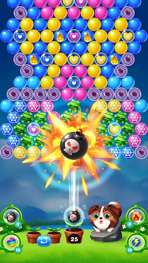 Bubble Shooter Balls filehippodl screenshot 1