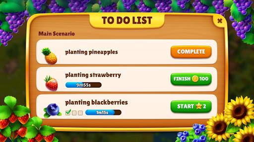 Farmship: Tripeaks Solitaire apktram screenshots 5