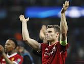 James Milner prolonge jusqu'en 2022 à Liverpool