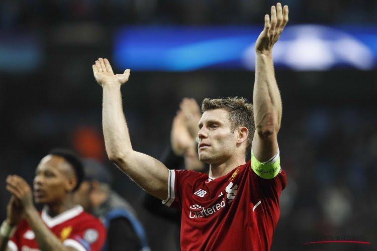 """James Milner, sceptique sur le VAR : """"Ca ruine l'ambiance du football"""""""