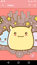 Kawaii Wallpapers Cute - screenshot thumbnail 02