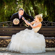 Wedding photographer Nataliya Deyneka (NataliaDeineka). Photo of 15.10.2014
