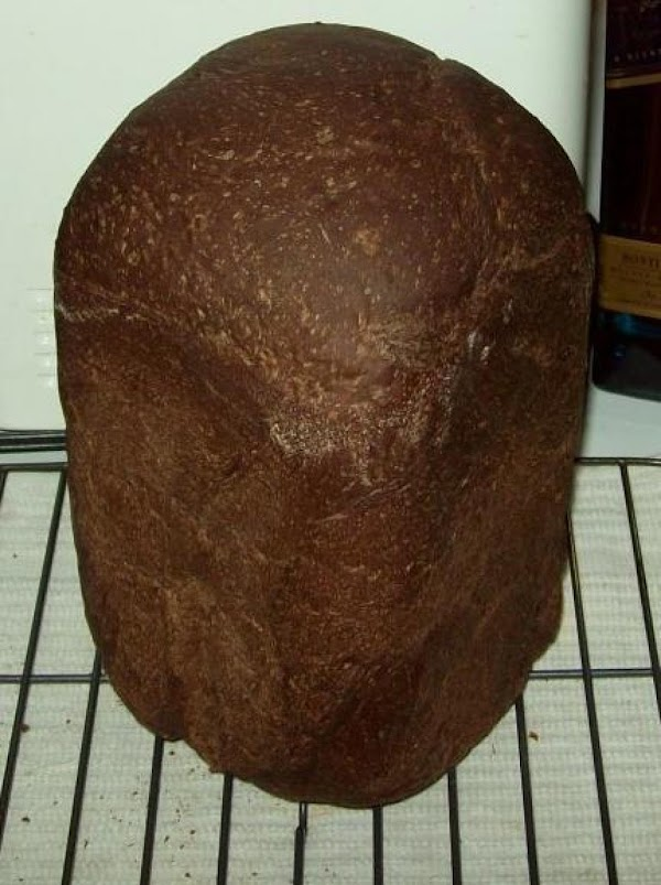Bill's Basic Black Bread Recipe