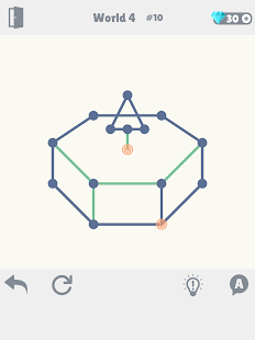 One Touch Drawing Connect Dots- screenshot thumbnail
