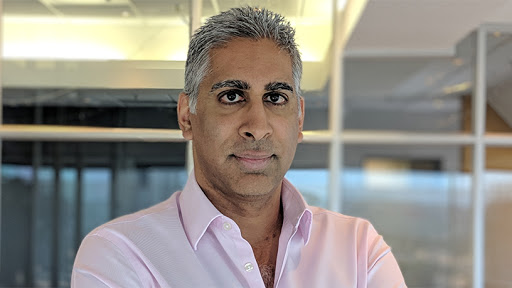 Anish Shivdasani, CEO and co-founder of Giraffe.