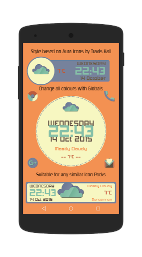 Icon Kompanions for KLWP KWGT