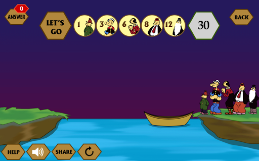 River Crossing IQ - IQ Test 1.4.4 screenshots 3