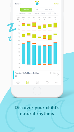 Huckleberry: Baby Sleep, Pumping & Feeding Tracker Apk 1