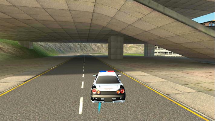 Police Car Driving Simulator - screenshot