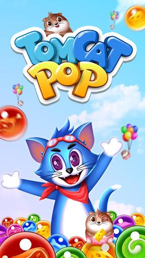 Tomcat Pop: New Bubble Shooter screenshots 5
