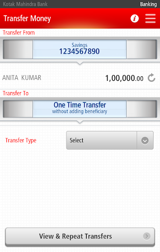 Kotak Bank for PC