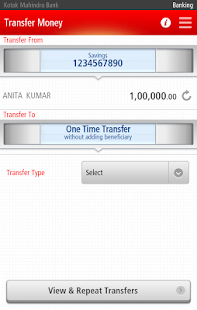 Kotak Bank- screenshot thumbnail
