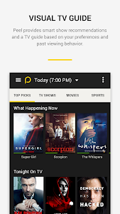 Peel Universal Remote TV Guide v8.6.9