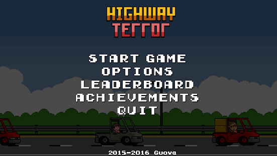 Highway Terror- screenshot thumbnail