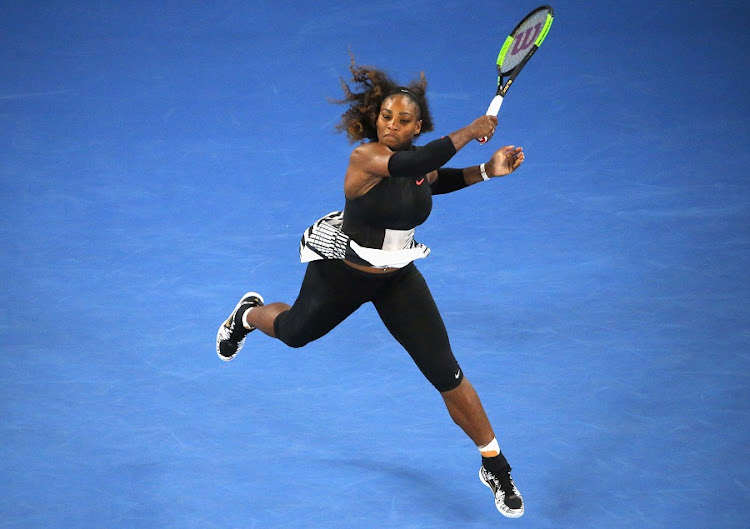Serena Williams. Picture: REUTERS/JASON REED