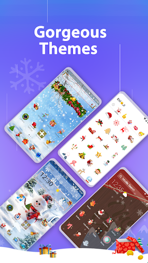 Screenshot for Hello Launcher - Love Emoji & 3D Wallpapers, GIFs in United States Play Store