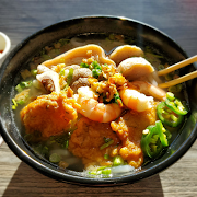 Special Thick Rice Noodle (Banh Canh Dac Biet)