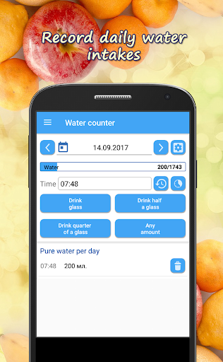 Calorie Counter HiKi  screenshots 5