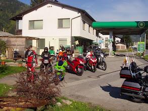 Photo: klar dürfen auch andere Biker mit