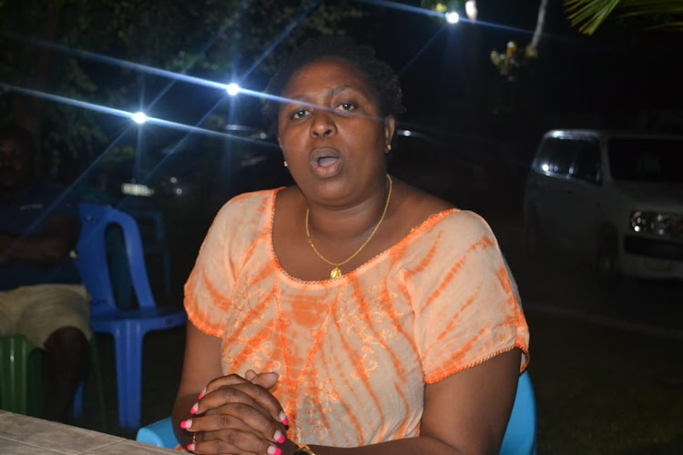 Image result for Aisha Jumwa arrested