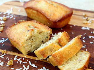 Coconut Brunch Bread Recipe