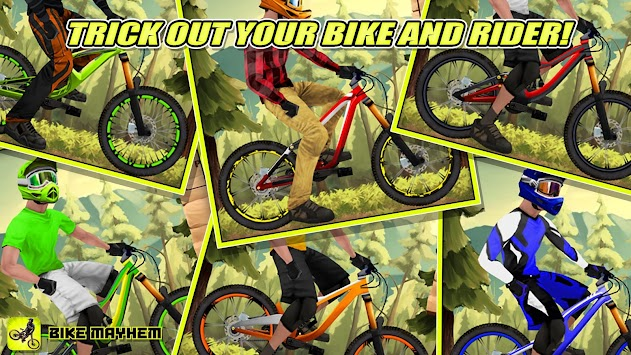 Bike Mayhem Free APK screenshot thumbnail 3