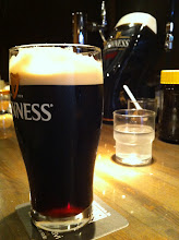 Photo: We found a cute little bar...that serves Guiness for...$10/pint.  Ogikubo, Tokyo.