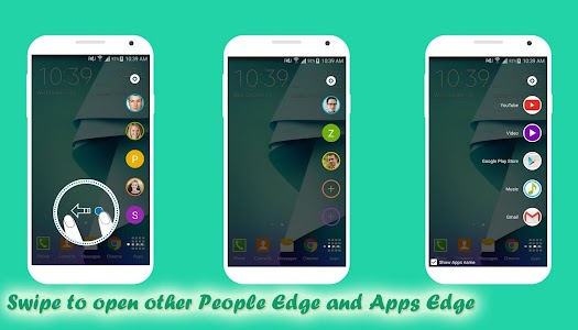 Quick Contacts Edge, Apps Edge v1.1.6