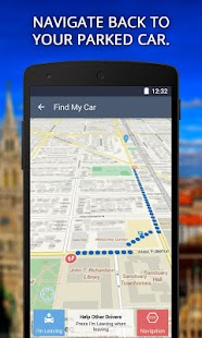 Parknav - Smart Street Parking- screenshot thumbnail