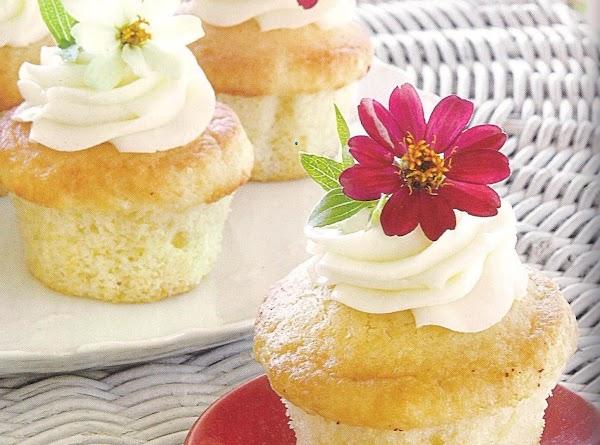 Garden Party Cupcakes Recipe