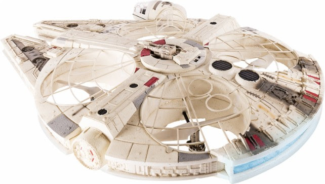 Air Hogs Millennium Falcon Quad