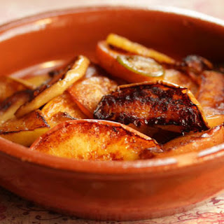 Caramelized Apples With Cinnamon and Cayenne