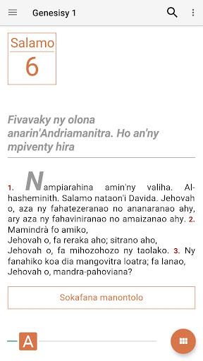 FIHIRANA SY TÉLÉCHARGER ANDROID BAIBOLY