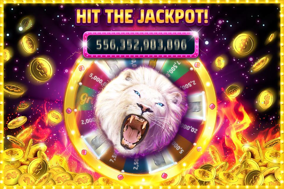 Slotomania Casino Slots screenshot #1