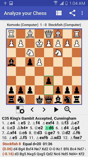 Chess pgn viewer analyze for android free download and software.